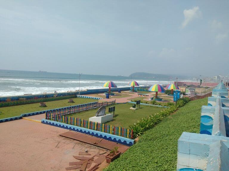 Beautifully decorated RK Beach