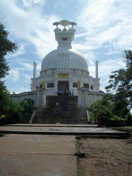 Dhauligiri (Shanti Stupa), Bhubaneswar