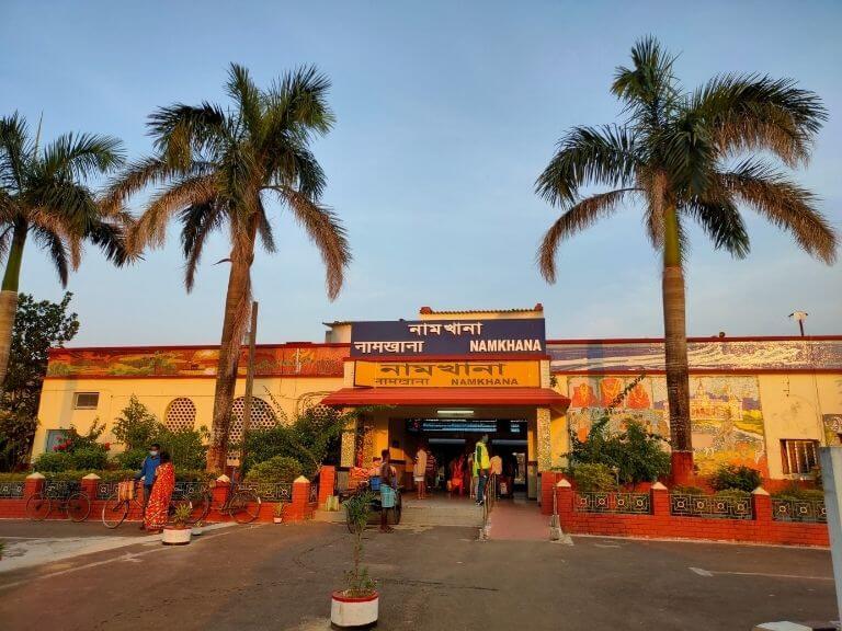Namkhana Station
