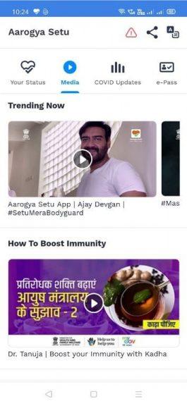 Aarogya Setu App Media 1