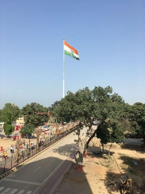 Our Pride, India Flag