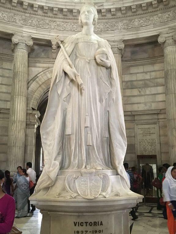 Queen Empress Victoria